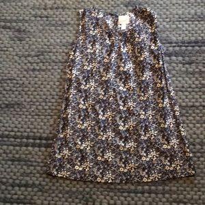 Peek size 8 Large floral dress
